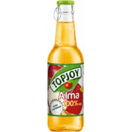 TopJoy 0,25l üveges almalé 100%