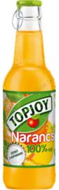 TopJoy üveges narancslé 100% 0,25 l 1/24