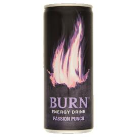 Burn 0,25l Passion Punch