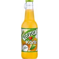 TopJoy üveges körte 0,25 l 1/24