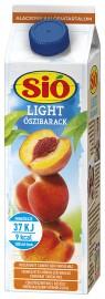 Sió Light 1L Őszibarack 25%