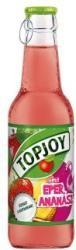 TopJoy üveges alma-eper-ananász 0,25 l1/24