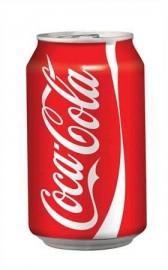 Coca Cola 0,33l CAN 1/24