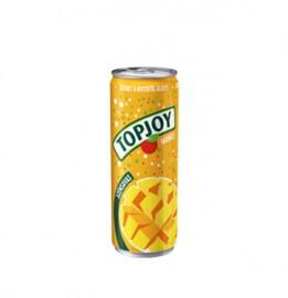 Topjoy 0,33l Szénsavas Mangó CAN