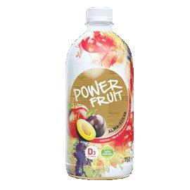 Power Fruit új Alma-szilva 750ml 1/6