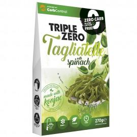 Triple Zero Pasta Tagliatelle Spinach 270g