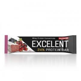 Excellent protein bar (blackcurrant+cranburry) áfonya-csipkebogyó 85g