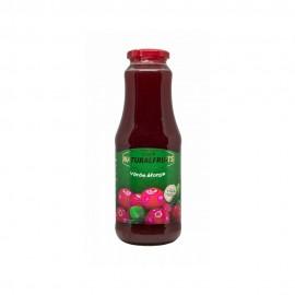 Jura Vörös áfonya 100% cukor nélkül 1L