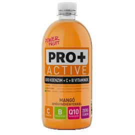 Power Pro+ Mangó Active Q10, C+B vit. 750ml