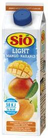 Sió Light 1L Mangó-narancs 25%