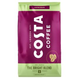 Costa Coffee 1kg THE BRIGHT BLEND Medium Roast pörkölt szemes (ZÖLD-6)
