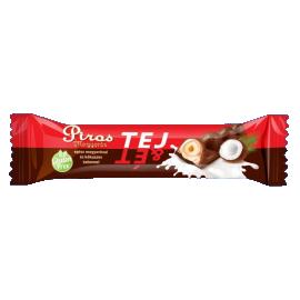 Piros Mogyorós Tej&Ét Kókuszos 40g