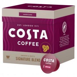 Costa Coffee DG Americano capsule 1x16 121,6g