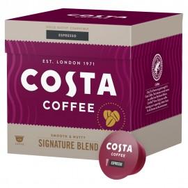 Costa Coffee DG Espresso capsule 1x16 112g