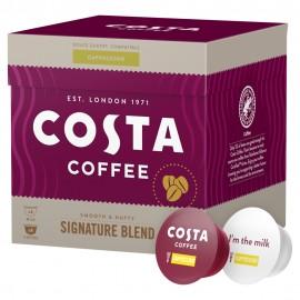 Costa Coffee DG Cappuccino capsule 1x16 121,6g