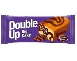 Double Up Big 55g csoki krémmel töltött piskóta