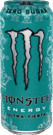 Monster Ultra Fiesta (türkíz kék)500ml CAN