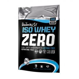 Iso Whey Zero lactose free 500g banán