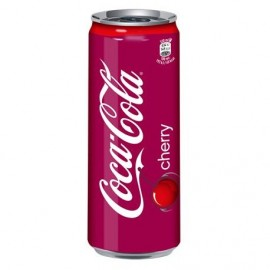 Coca Cola 0,33l Cherry CAN