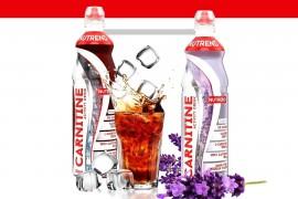 Nutrend Carnitin Drink NEW Levander (levendula) 750ml