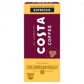 Costa Coffee NESP Colombian Roast 57g 1x10caps
