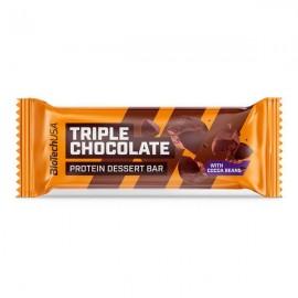 Protein Dessert Bar 50g Tripla Chocolate