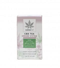 Cannaline CBD Tea Memory (20filter/box)
