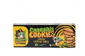 Cannabis Airlines Cookies Lemon 6x20g