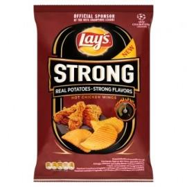 Lay's 70g Strong Csípős csirkeszárny 1/12 (791201280)
