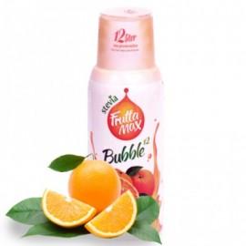 Frutta Max Bubble narancs gyümölcsszörp 500ml 1/8