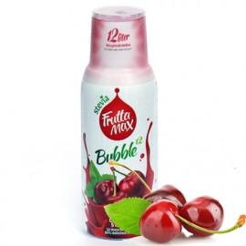 Frutta Max Bubble meggy gyümölcsszörp 500ml 1/8