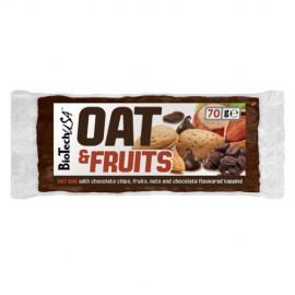 Oat and Fruit 70g mazsolás-mogyorós
