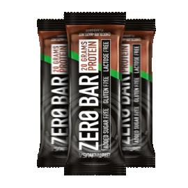 Zero Bar 50g csoki-mogyoró (zöld) 1/20