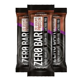 Zero Bar 50g csoki-szilva (lila) 1/20