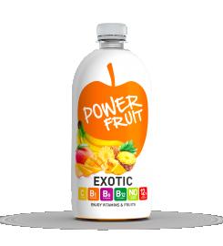 Power Fruit Multivitamin 750ml
