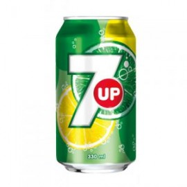 7 Up 0,33l CAN