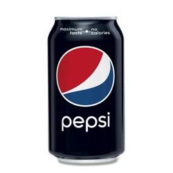 Pepsi 0,33l Black 1/24