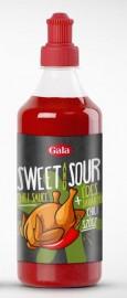Gala édes-savanyú csípős szósz 700 ml 1/6