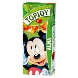 TopJoy 0,2l szívószálas ALMA