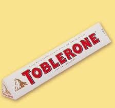 Toblerone Fehércsokis 100g 1/20