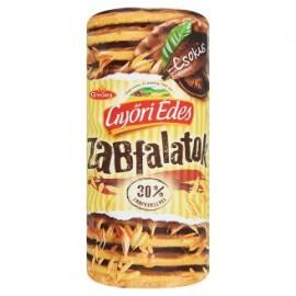 Győri Édes Zabfalatok - csokis 244g 1/24