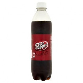 Dr. Pepper 0,5l 1/12 (411208800)