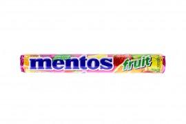 Mentos cukorka fruit 38g 1/20