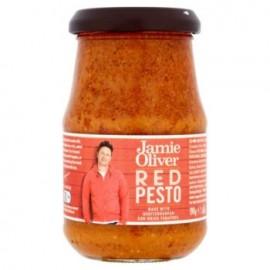 Jamie Oliver vörös pesto 190g 1/6