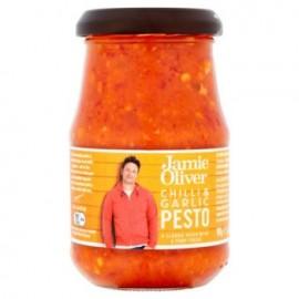 Jamie Oliver chili és fokhagyma pesto 190g 1/6