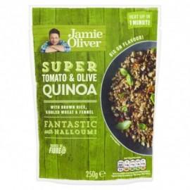 Jamie Oliver Szuper paradicsom és olíva quinoa 250g 1/6