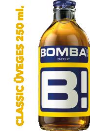 Bomba! Classic üveges 250ml 1/12