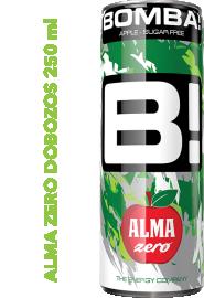 Bomba! Alma Zero 250ml fémdoboz 1/24