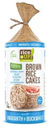 Rice Up! puffasztott rizs Natúr 120g