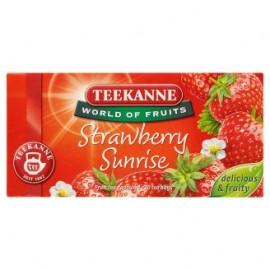 Teekanne Strawberry sunrise eper tea 50g 1/12